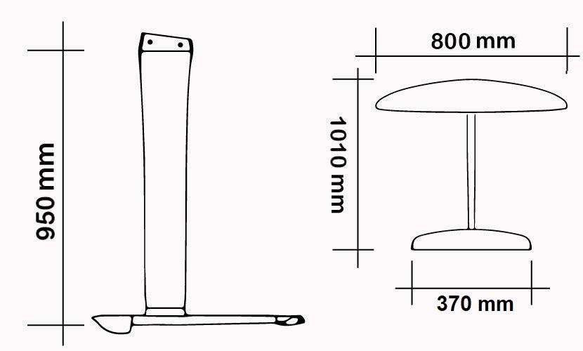 Kit MW95 - W800 - S370 - FW1010 specs